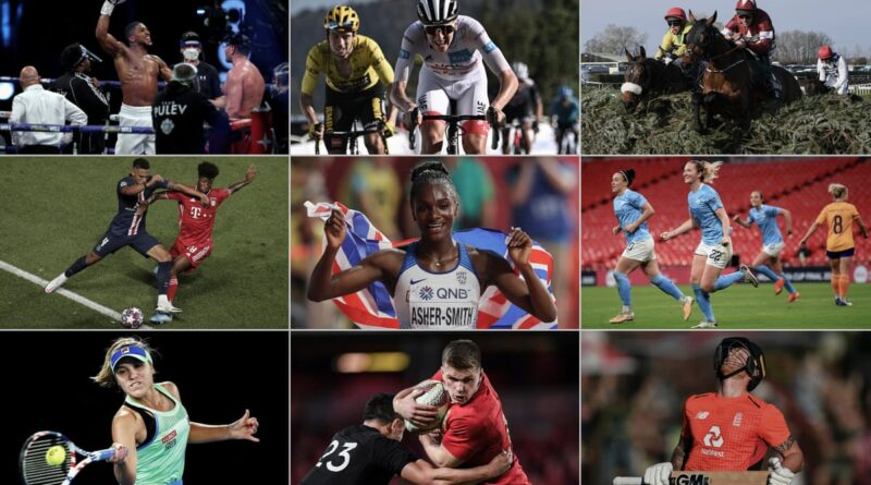 Sports Events 2021